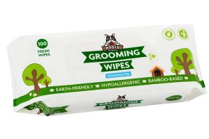 Deodorizing Wipes for Dogs & Cats - Earth-Friendly
