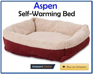 Aspen Self-Warming Bed