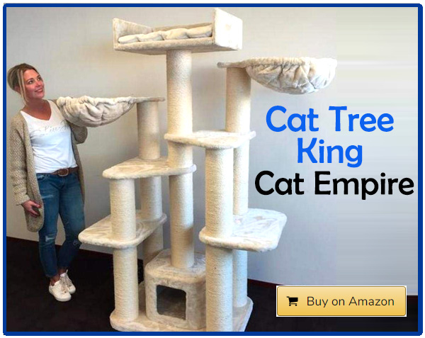 Cat Tree King Cat Empire