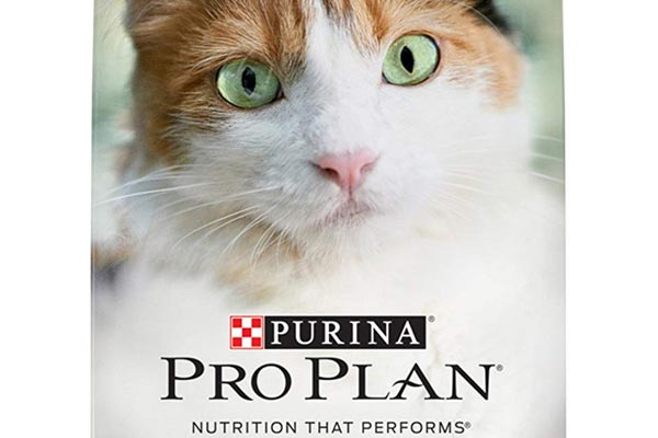 Purina Pro Plan FOCUS Sensitive Skin & Stomach Adult Dry Cat Food