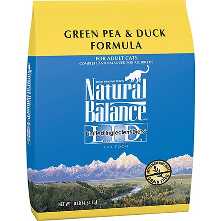 Green Pea & Duck Formula
