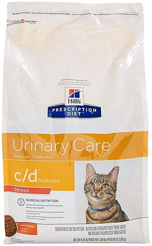 Hill's Prescription Diet C/D Multicare Feline Stress Urinary Care