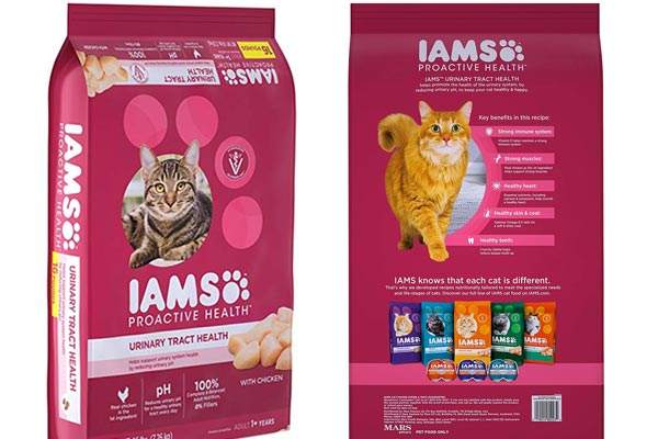 IAMS Proactive Health Adult Urinary Tract Health Dry Cat Food