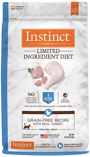 Instinct Limited Ingredient Diet Grain Free Recipe