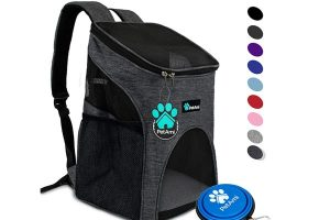 PetAmi Premium Pet Carrier Backpack for Small Cats