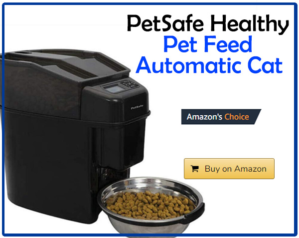 PetSafe Healthy Pet Feed Automatic Cat