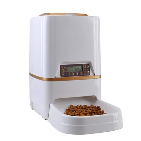 WESTLINK 6L Automatic Pet Feeder Food