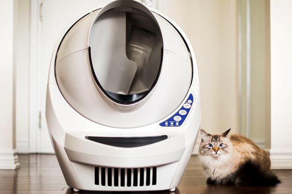 Litter-Robot III Open Air Automatic Self-Cleaning Litter