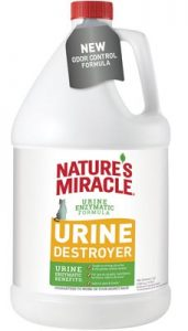 Nature Miracle Cat Urine Destroyer Pour