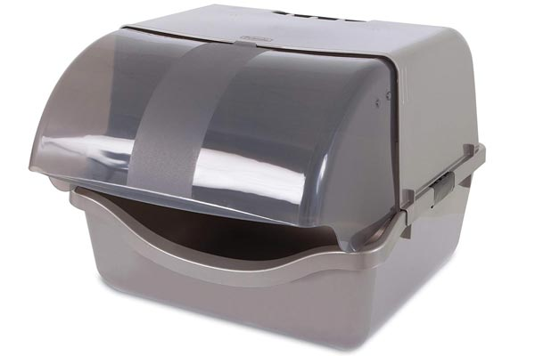Petmate 22793 Retracting Litter Pan