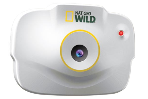 Uncle Milton National Geographic Pet Eye View Camera