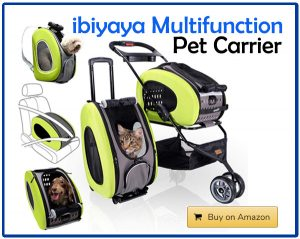 ibiyaya Multifunction Pet Carrier
