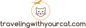 traveling with your cat logo