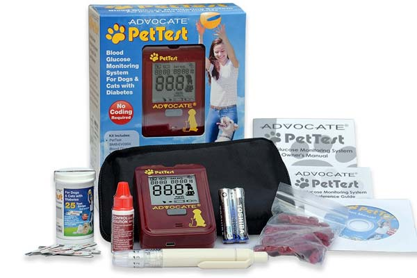 PetTest Glucose Monitoring System