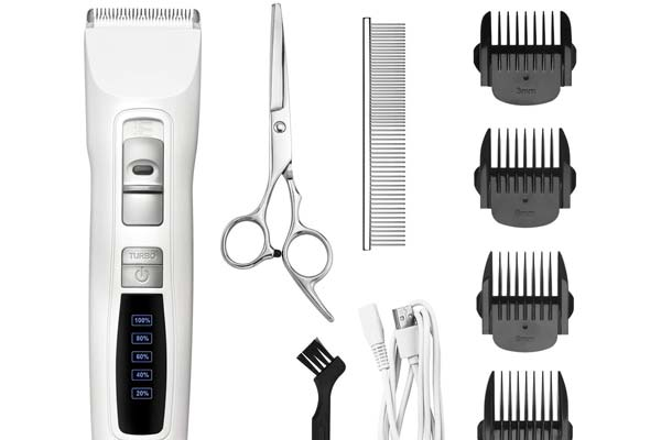 Bousnic Cordless Clipper