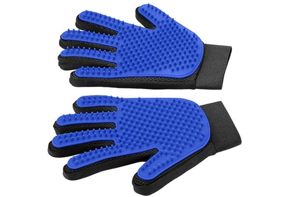 Delomo Pet Grooming Gloves