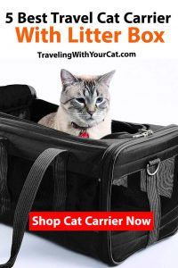 5 Best Travel Cat Carrier With Litter Box
