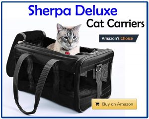 Sherpa Deluxe Cat Carriers